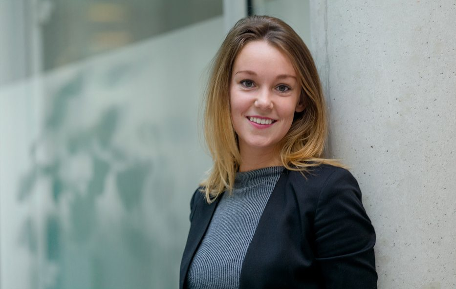 Sabine van Marrewijk, corporate recruiter bij Recruitin