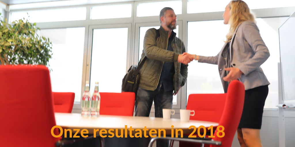 Recruitment resultaten Recruitin 2018