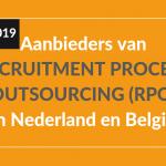Overzicht aanbieders RPO Recruitment Process Outsourcing 2019
